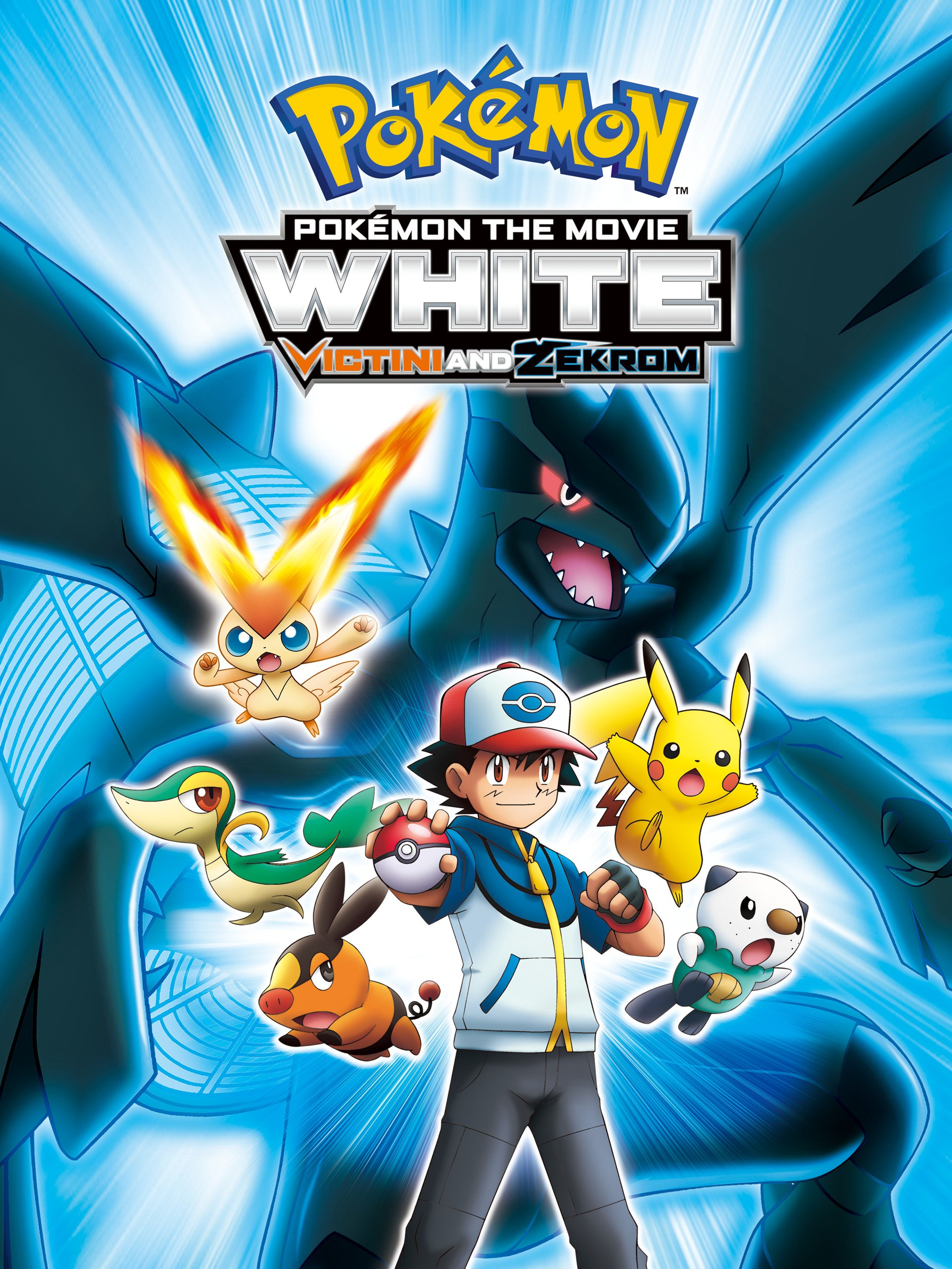Watch Pokemon The Movie White Victini And Zekrom Prime Video