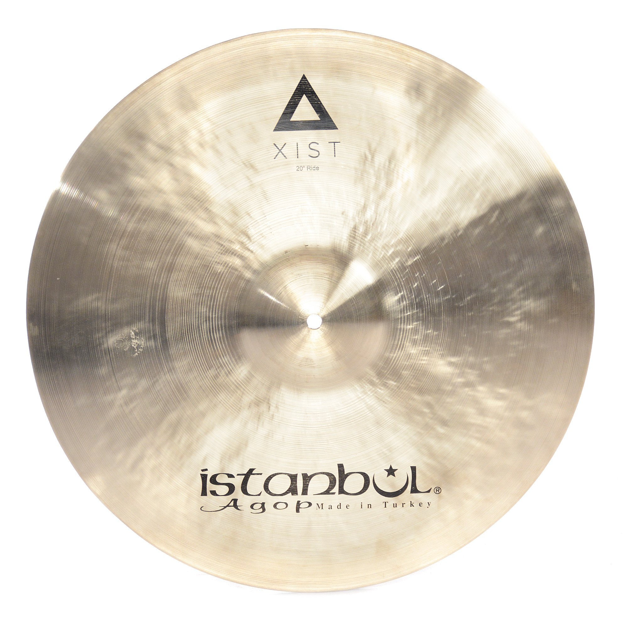 Istanbul Agop 20'' Xist Natural Ride