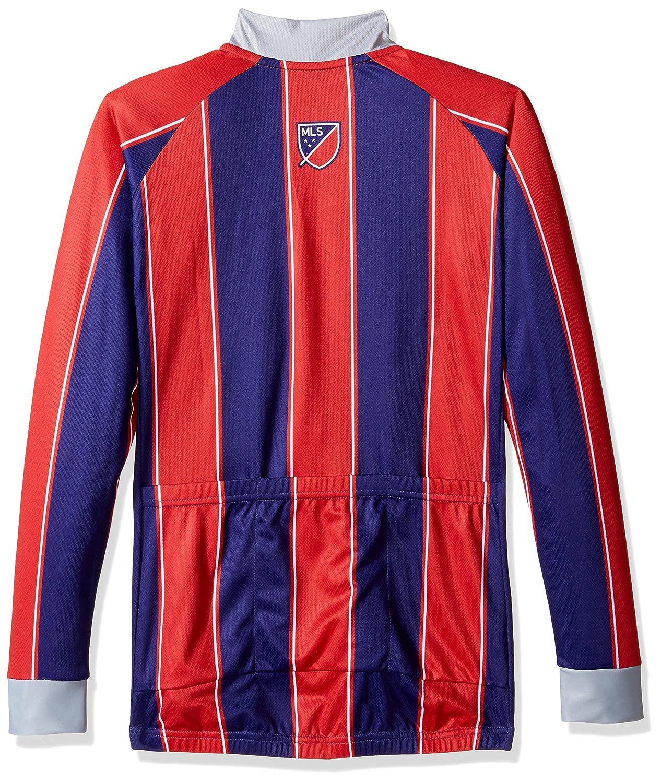26361059e Amazon.com   MLS Women s Original Striped Long Sleeve Cycling Jersey    Sports   Outdoors