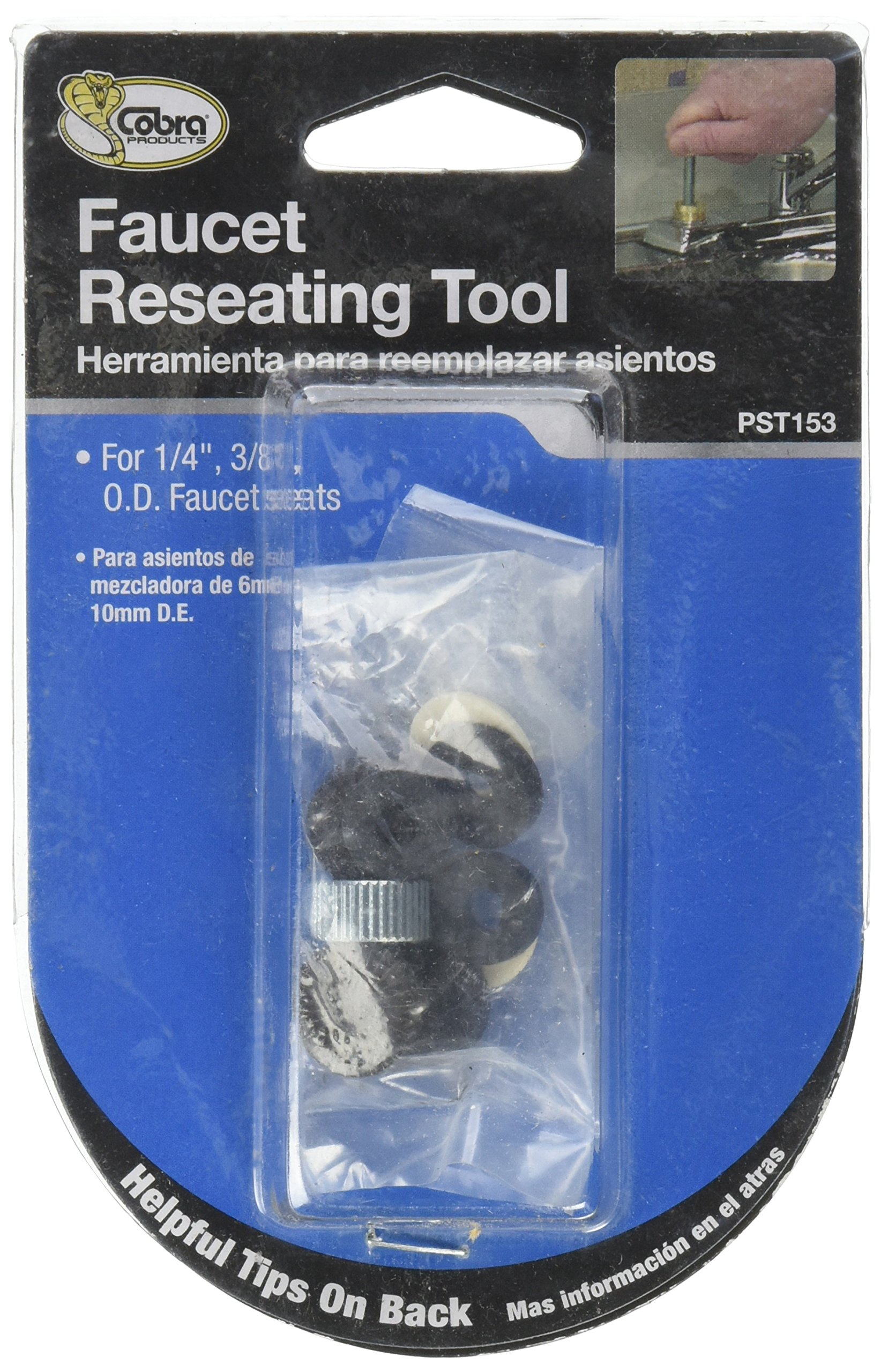 Cobra Products PST153 Faucet Reseating Tool