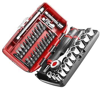 Facom R360nano Pg Coffret Compact De Serrage 1 4 Avec Set De Vissage 38 Outils