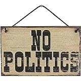 Democrats Reprublicans Political Nostalgic Metal Sign 12x18