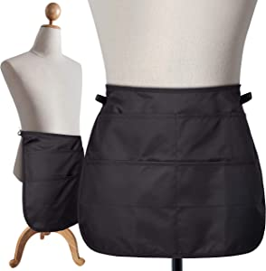 "SupplyMaid Professional Cleaning Apron & Tool Belt, Used by 1000s of House Cleaners, Hotels, Casinos and more.""Like a Cleaning Caddy Around Your Waist"" - Speeds Up Cleaning, Saves Time & Money"