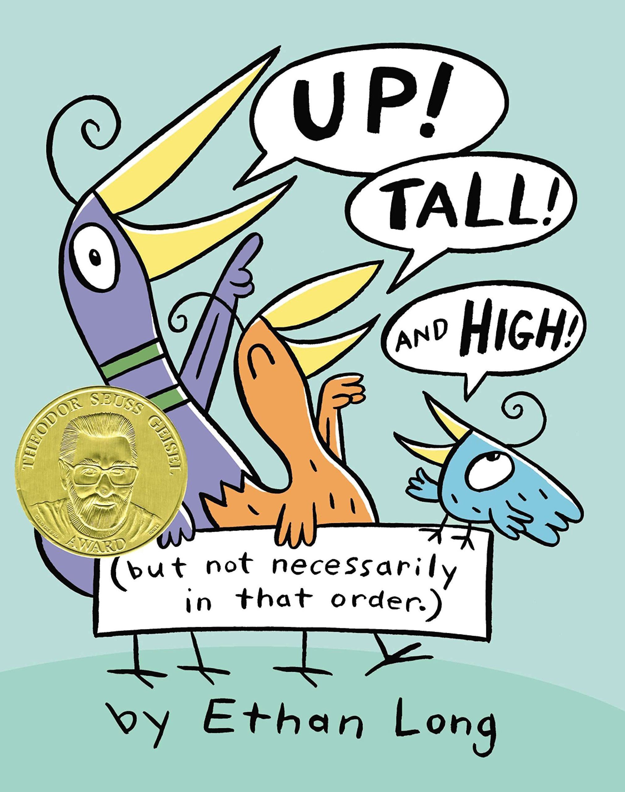 Read Online Up, Tall and High ebook