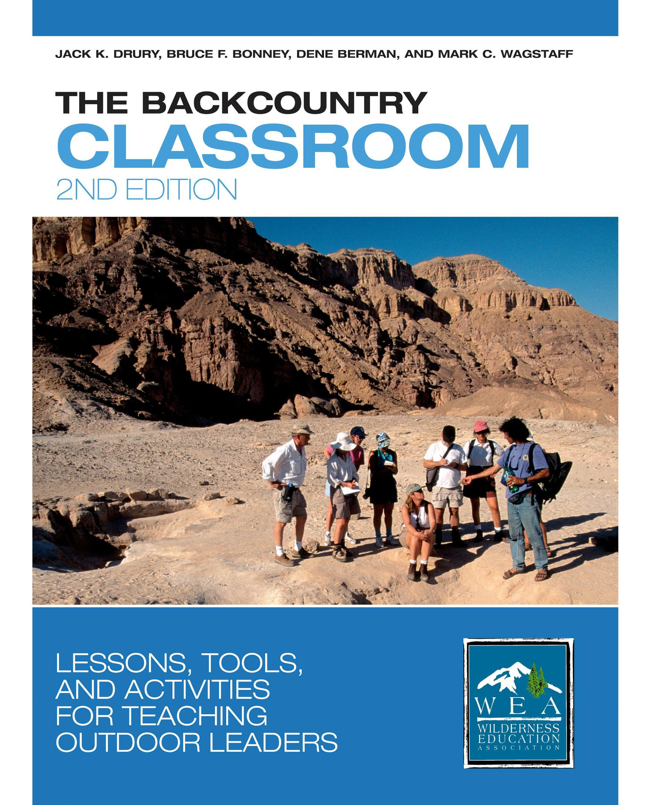 The Backcountry Classroom: Lessons, Tools, and Activities for Teaching Outdoor Leaders PDF Text fb2 book