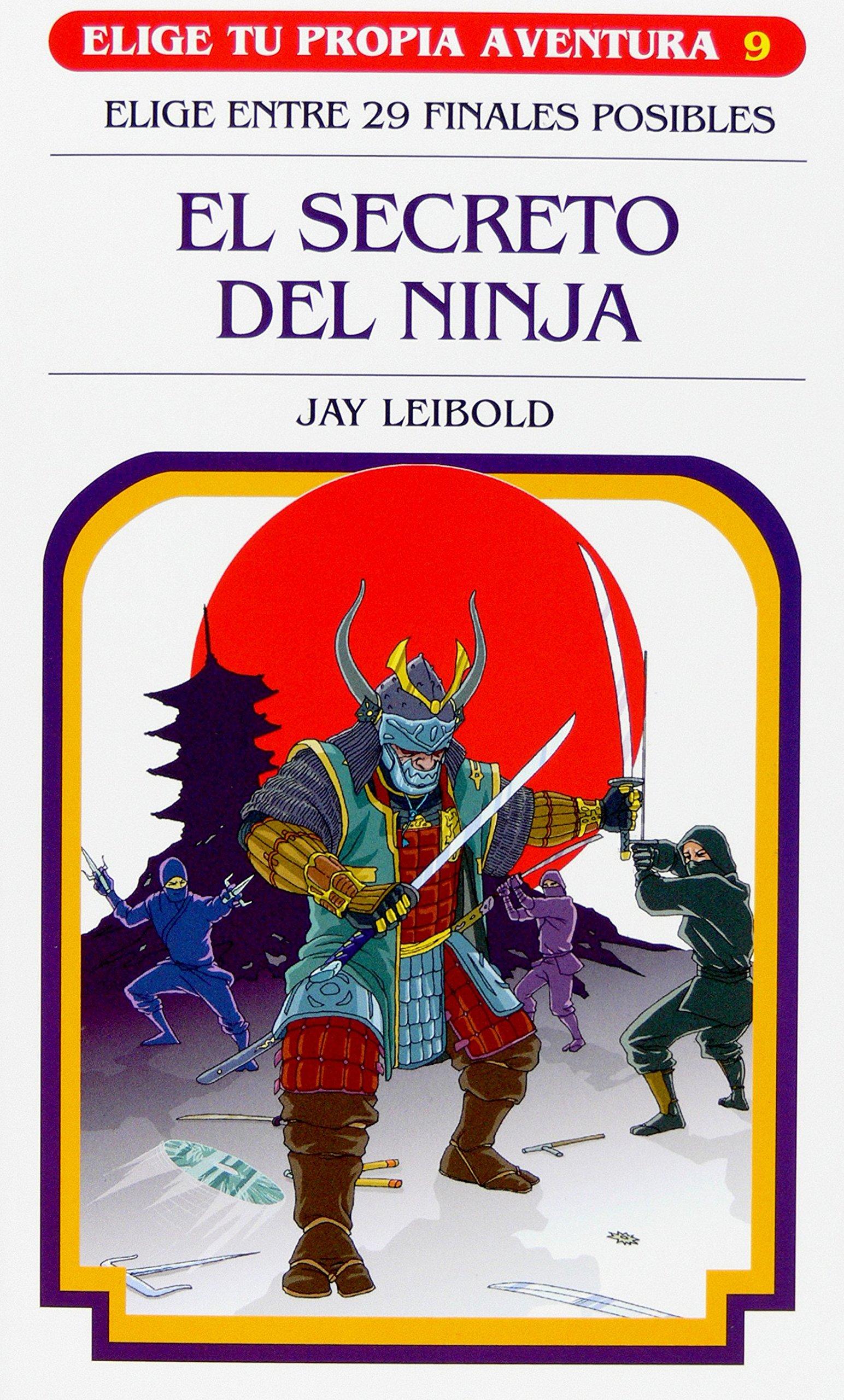 El secreto del ninja: 9788467501797: Amazon.com: Books