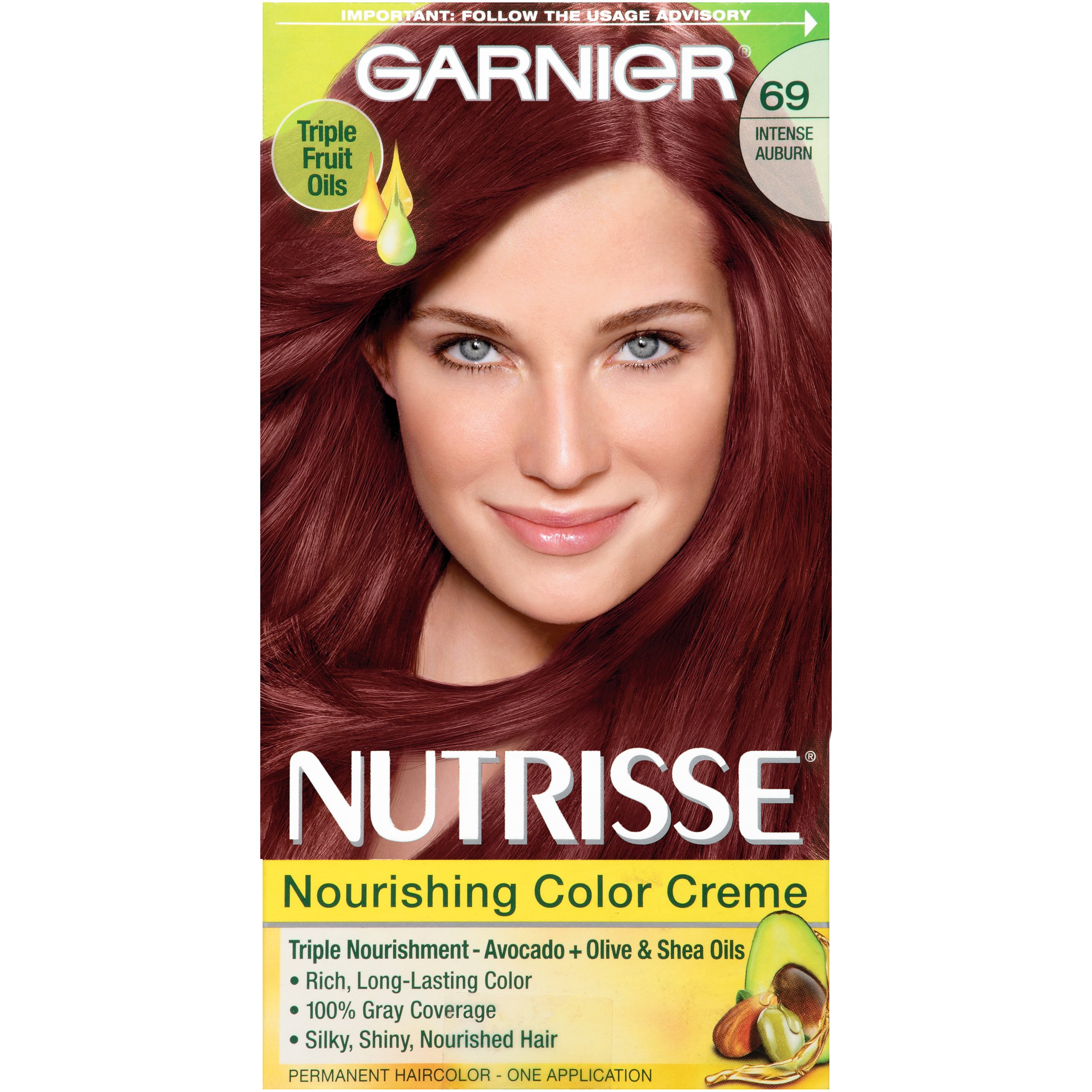 Amazon Garnier Nutrisse Nourishing Color Creme 69 Intense