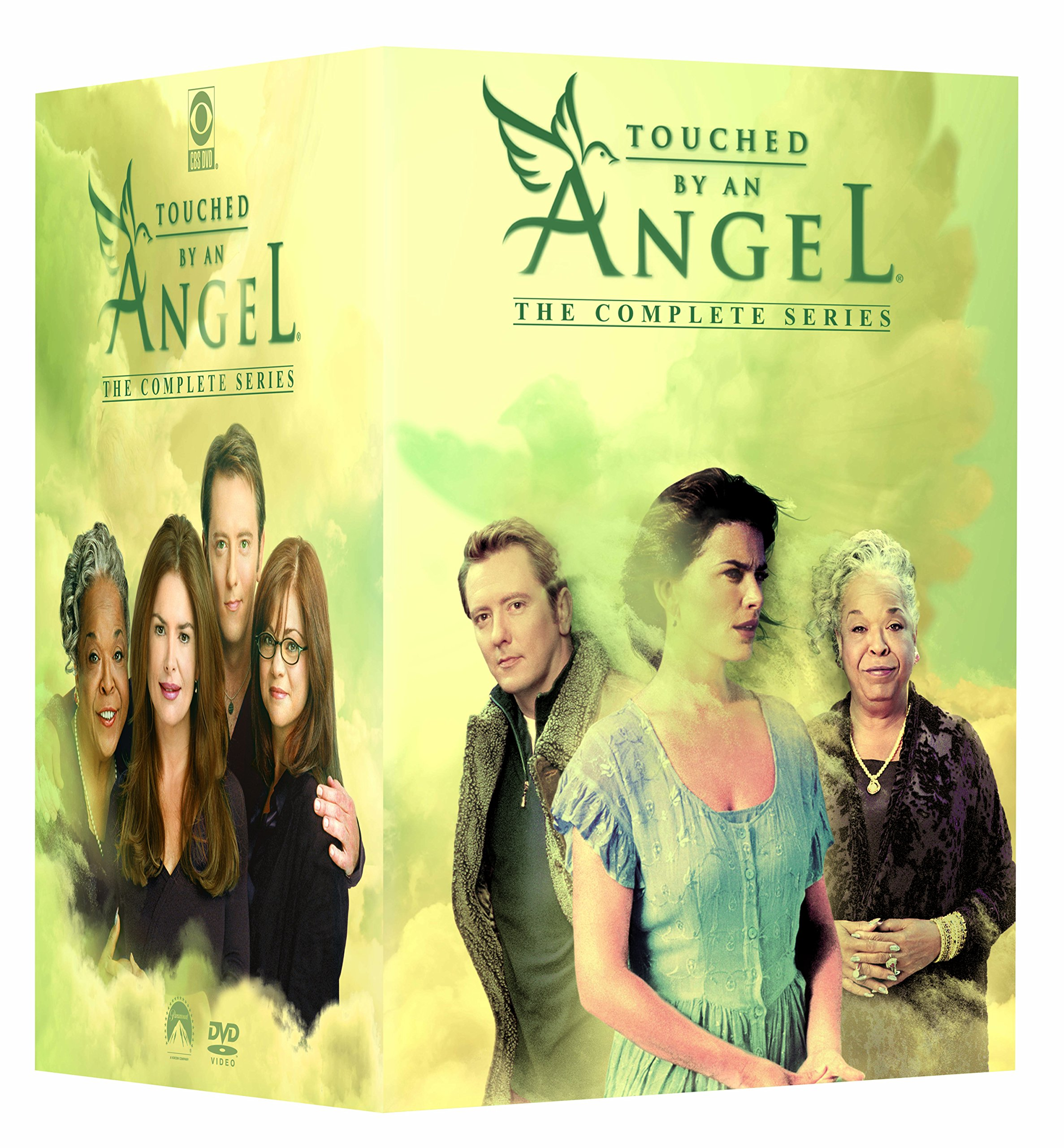 Touched by an Angel: The Complete Series by Paramount
