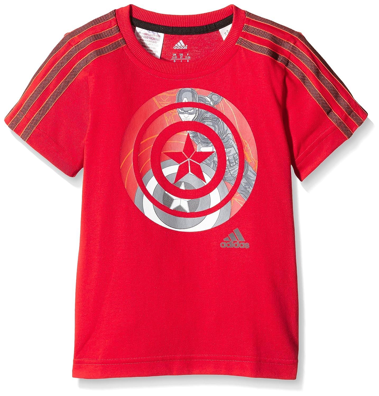 adidas Maglietta per Bambini Marvel Avengers Captain