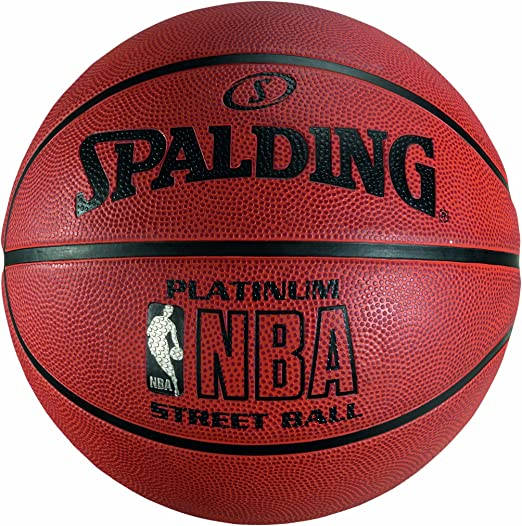 39 opinioni per Spalding Nba Platinum Pallone Da Basket,