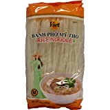 Viet Way Rice Noodle Sticks for Pho, 14oz (3 Packs) (M)