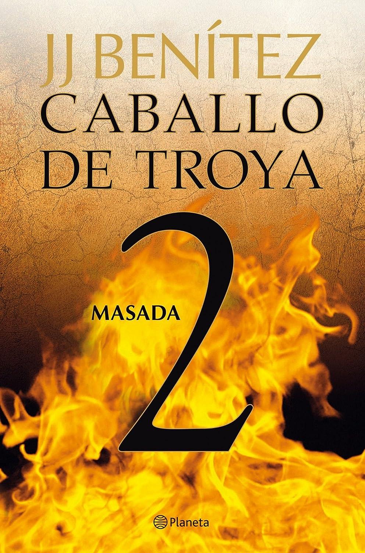 Masada. Caballo de Troya 2 eBook: J. J. Benítez: Amazon.es: Tienda ...