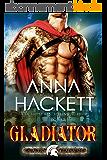 Gladiator: A Scifi Alien Romance (Galactic Gladiators Book 1) (English Edition)