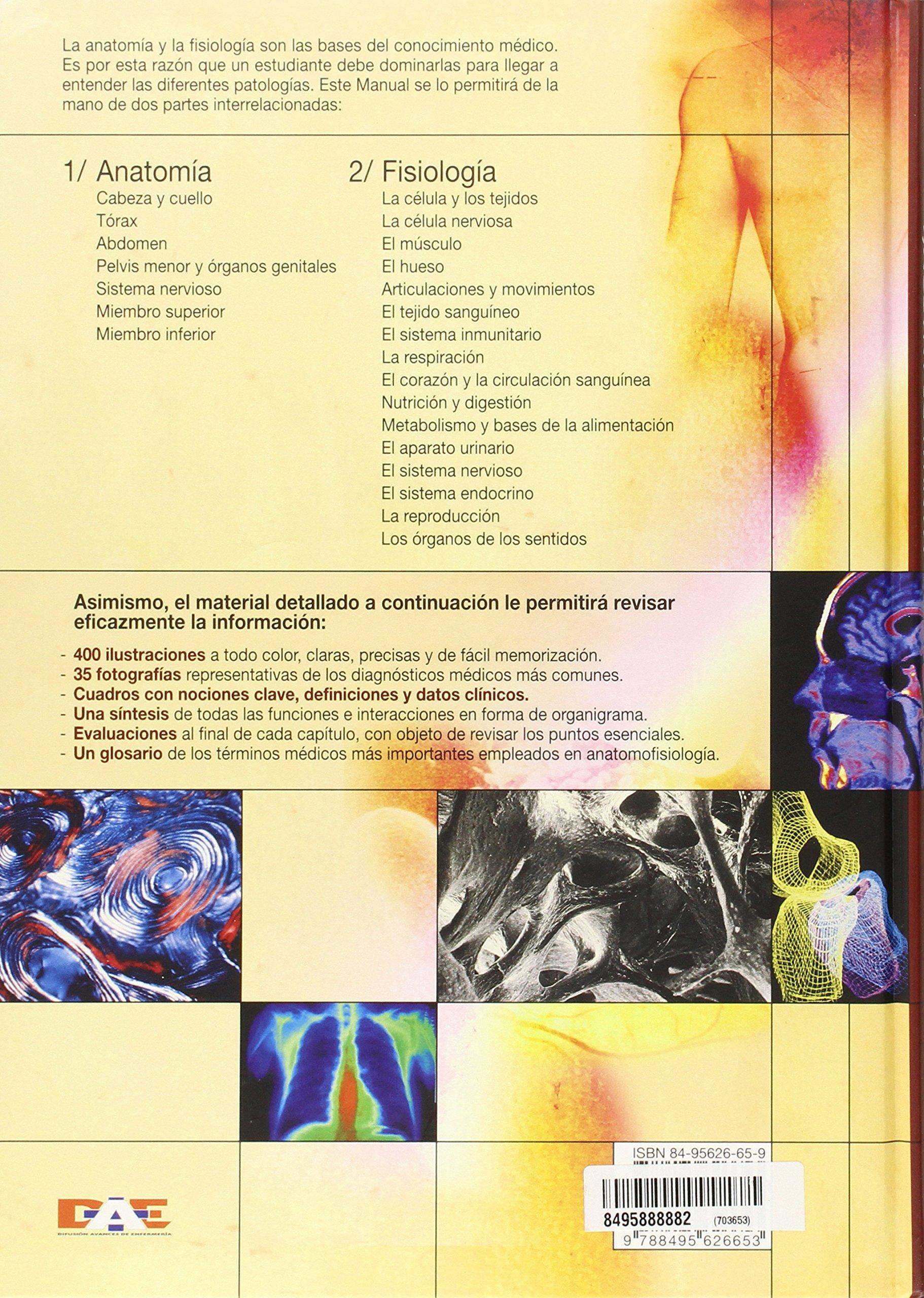 pack Anatomia Y Fisiologia Humana/Manual Anatomia Y Fisiologia ...