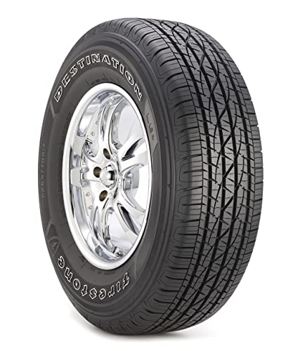 Firestone Destination LE 2 All-Season Radial Tire Only