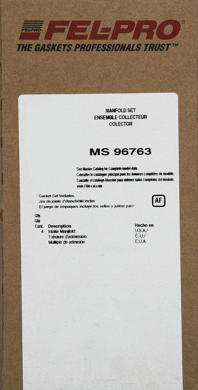 Fel-Pro Ms96763 Intake Manifold Gasket Set