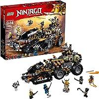 LEGO NINJAGO Masters Dieselnaut 70654 Ninja Warrior Toy Fun Building Kit