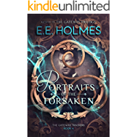 Portraits of the Forsaken (The Gateway Trackers Book 4) book cover