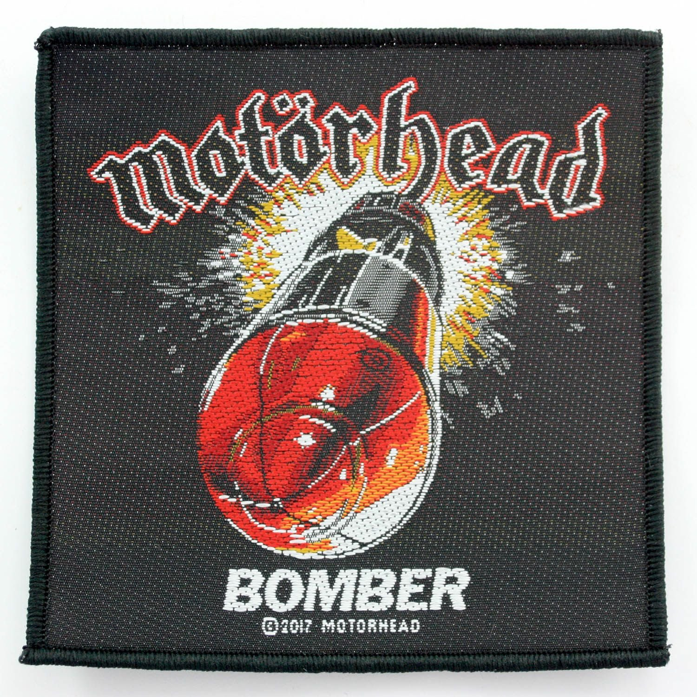 Motorhead Bomber 2017 sew-on Patch