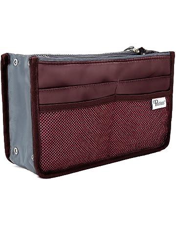 Periea Organizador de Bolsos Bosillo para Cartera 12 Compartimentos - 20 Colores – Chelsy - Pequeña