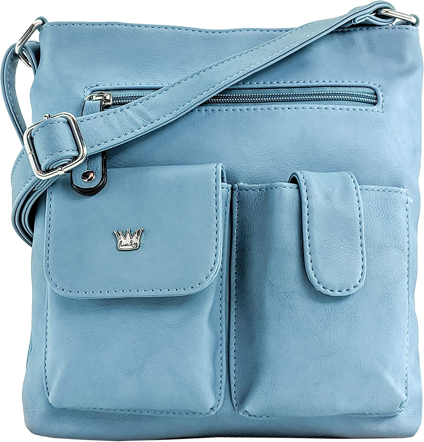 Limited time cheap sale Purse King Colt CCW Concealed Crossbody Handbag Ranking TOP2 Conceal Carry