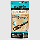 Makedo Cardboard Construction Toolkit, Includes