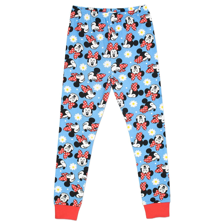 Disney Minnie Mouse - Pijama para niñas - Minnie Mouse - Ajuste Ceñido - 4 - 5 Años: Amazon.es: Ropa y accesorios