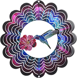 product image for Next Innovations Fuchsia Hummingbird Kaleidescope Eycatcher, Medium