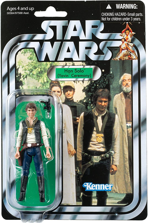 Vintage Star Wars Han Solo