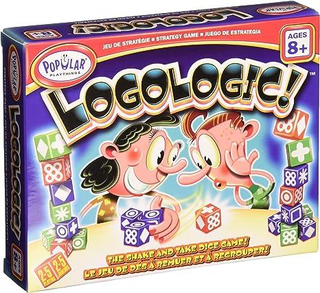Popular Playthings logologic. Juego: Amazon.es: Juguetes y juegos