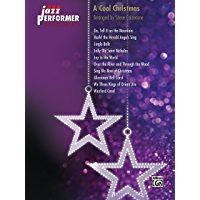 Jazz Performer: A Cool Christmas: Standards for Advanced Solo Piano (Piano) (Jazz Performer Series) book cover