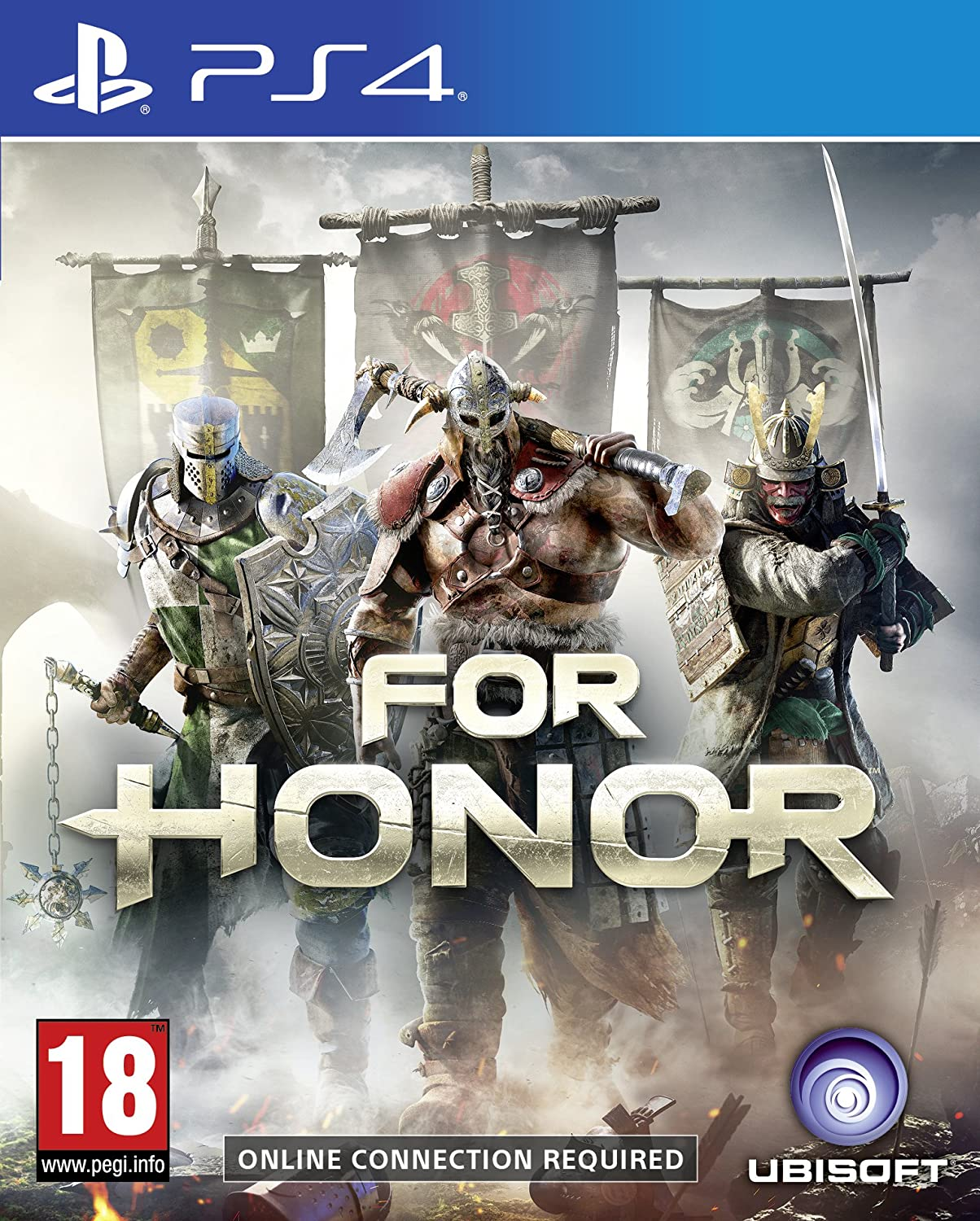 For Honor (PS4): Amazon co uk: PC & Video Games