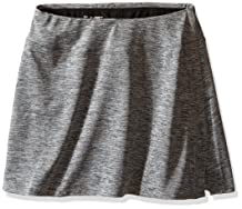 Skirt Sports Gym Girl Ultra Skirt with Athletic Shorts