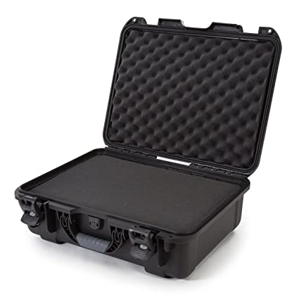 amazon com nanuk 930 waterproof hard case with foam insert black