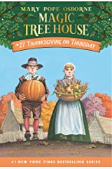 Thanksgiving on Thursday (Magic Tree House Book 27) Kindle Edition