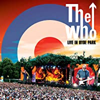 Live In Hyde Park [Limited Edition 3 LP] [Red/White/Blue]