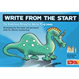 Write from the start: Unique Programme to Develop the Fine Motor and Perceptual Skills Necessary for Effective Handwriting (3 volumes)