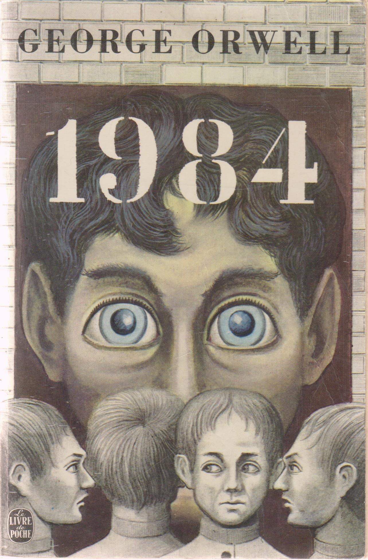 1984 - couverture