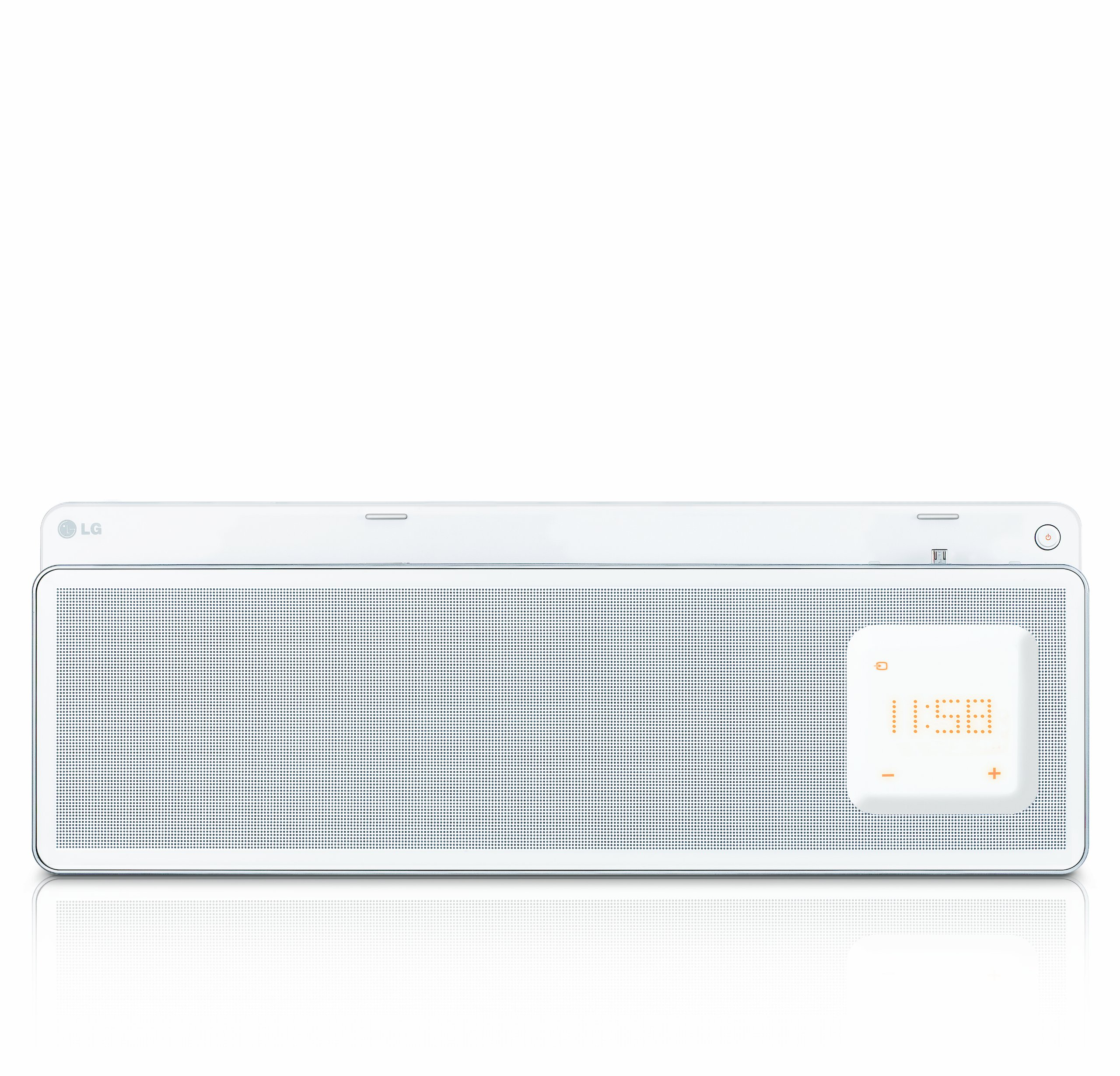 LG iPod and Android Dual Speaker Dock with Bluetooth