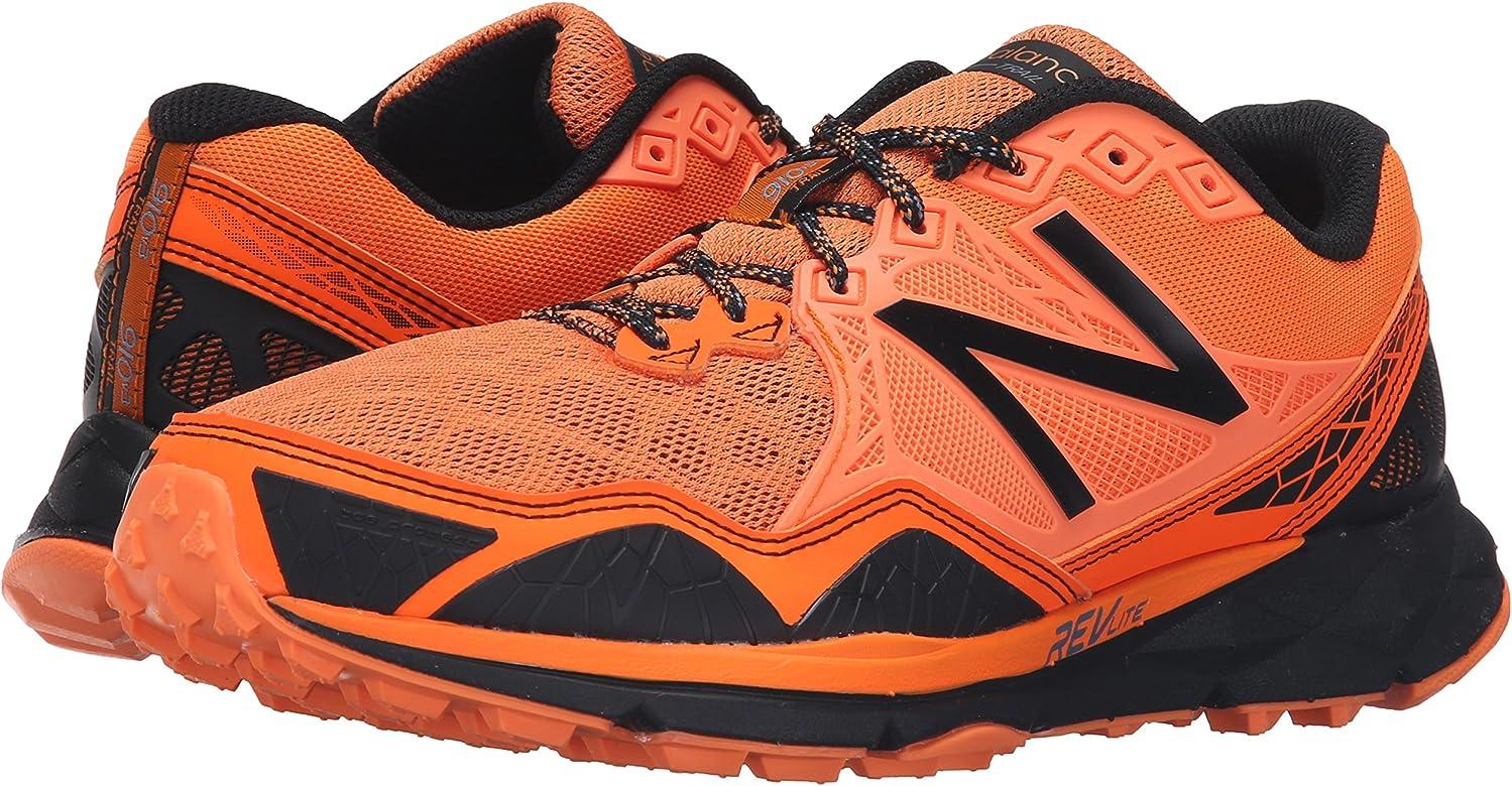 New Balance MT910V3 Trail Shoe-M - Zapatillas de Trail Running de Sintético Hombre, Color Naranja, Talla 51 EU M Hombres: Amazon.es: Zapatos y complementos