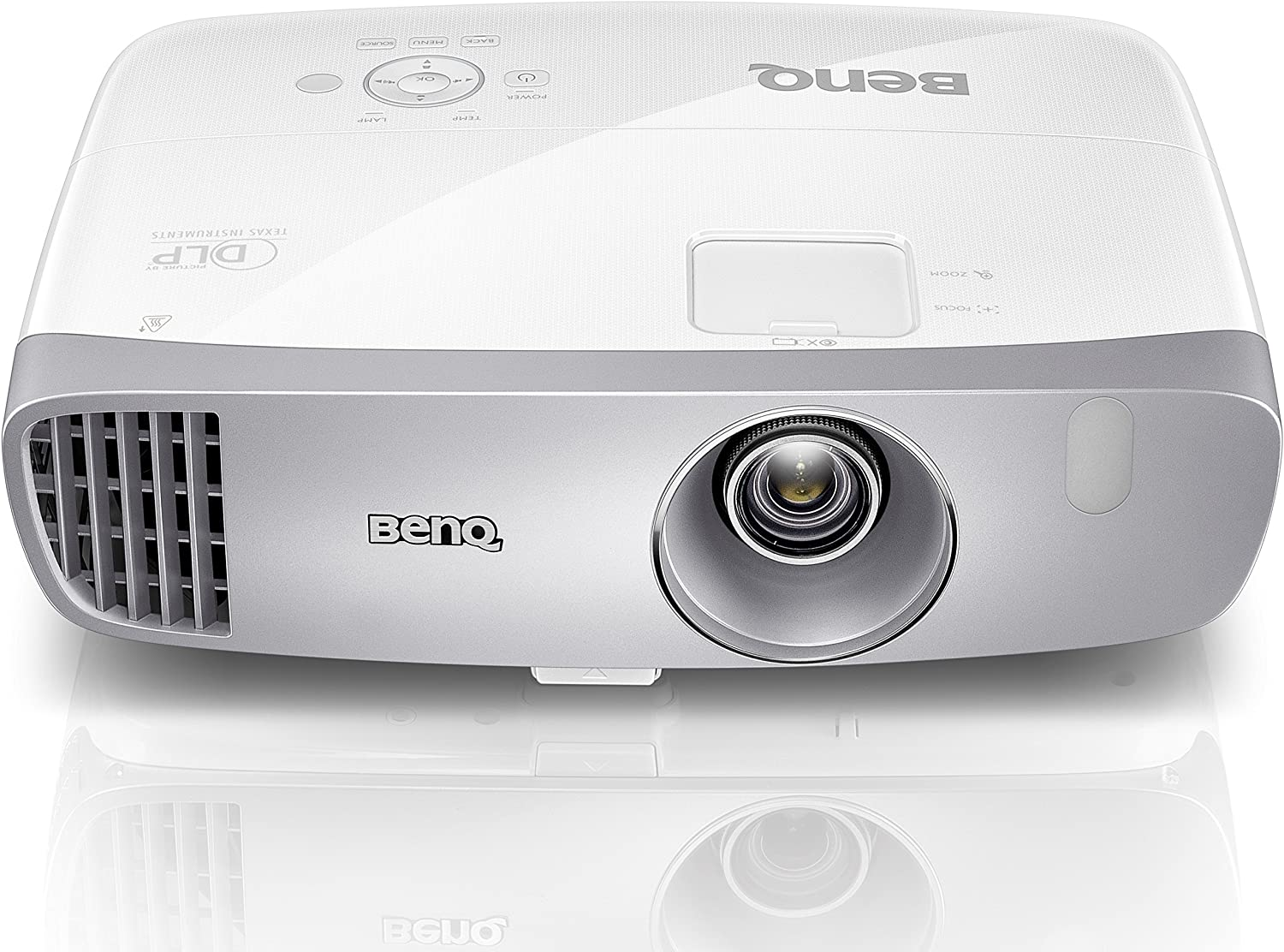 Proyector benq w1110 (9h.jee77.17e): Amazon.es: Electrónica