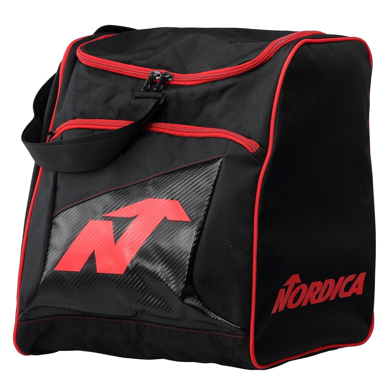 Nordica Unisex 0N3014-741 Skischuhtasche Boot Bag Black/Red