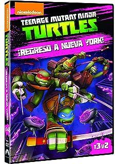 Las Tortugas Ninja: ¡En La Dimensión X! [DVD]: Amazon.es ...