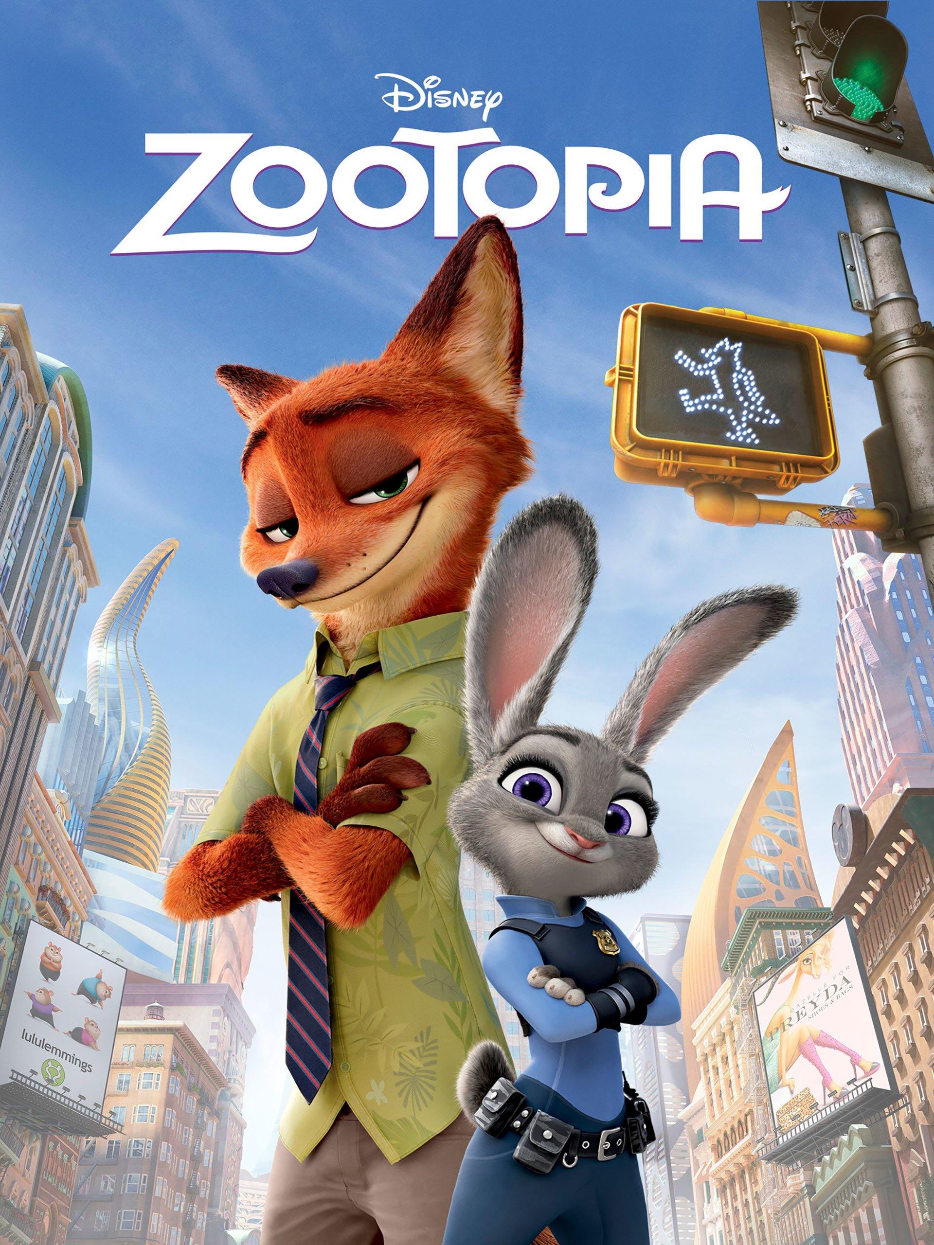 zootopia free movie online