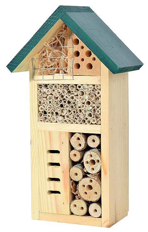 dobar 22648e Insectos Hotel – La Abeja Doradas, Montado de gebautes Insecto, Hogar,