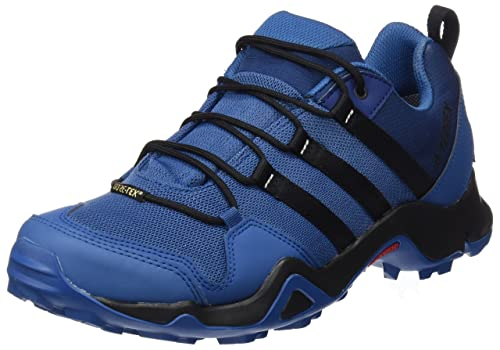 adidas Terrex Ax2R GTX, Scarpe da Escursionismo Uomo, Blu (Azubas/Negbas/