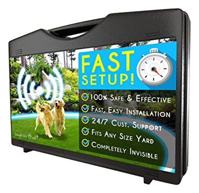 Simple Pet Wireless Electric Dog Fence