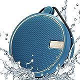 INSMY Portable IPX7 Waterproof Bluetooth Speaker, Wireless Outdoor Speaker Shower Speaker, with HD Sound, Support TF…