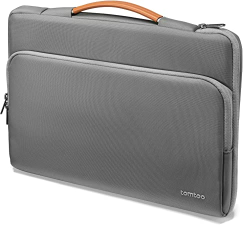 GUOSHU Tablet PC Case Bag 4 in 1 Laptop Microfiber Leather Inner Bag Mouse Storage Bag 2 Winders for MacBook Pro 13.3 inch A1708 2016-2017 2016-2017 Back Cover Case // A1706 Power Bag