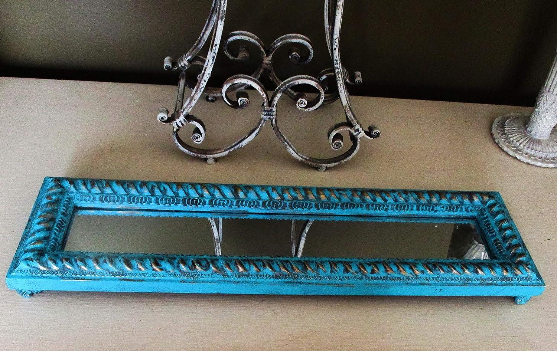 amazon com mirrored tray centerpiece
